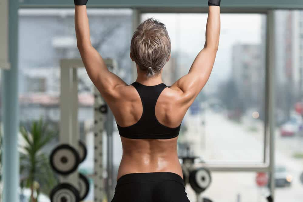 Stronger By The Day: Core Exercises For Pull-up Strength For Women