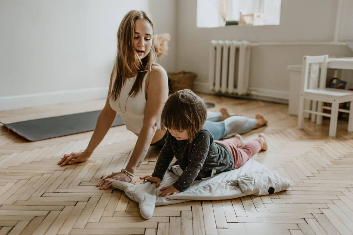 How to Be a Fit Mommy: Five Workout Tips for New Moms