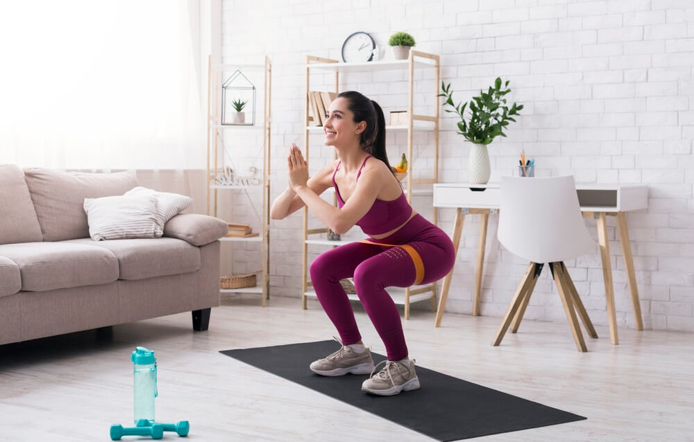Social Distancing Workouts To Try While In Quarantine