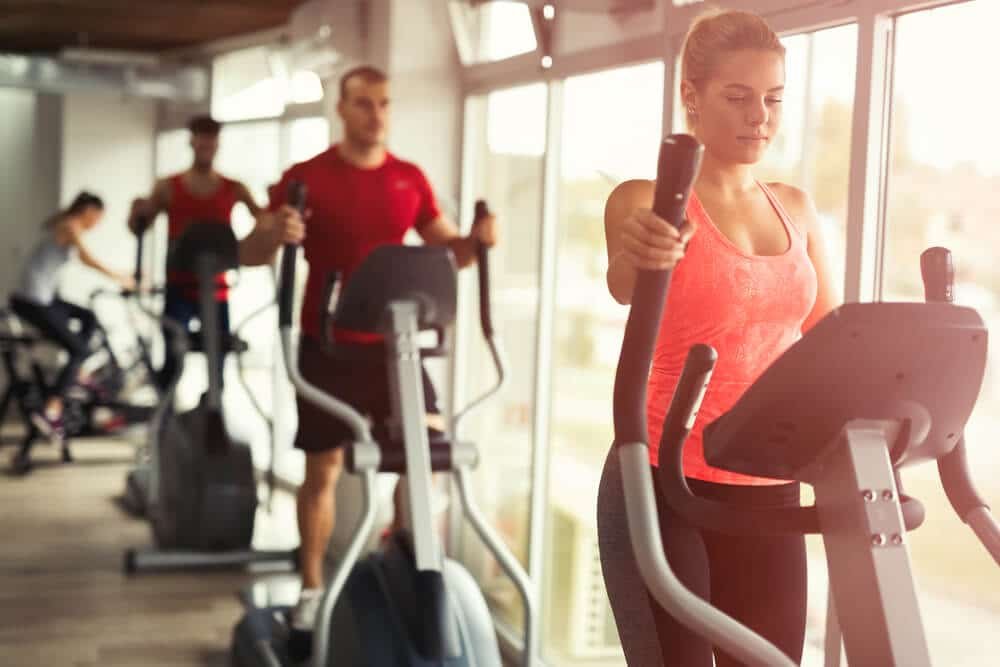 Cardio workout   Fitness Expo Stores
