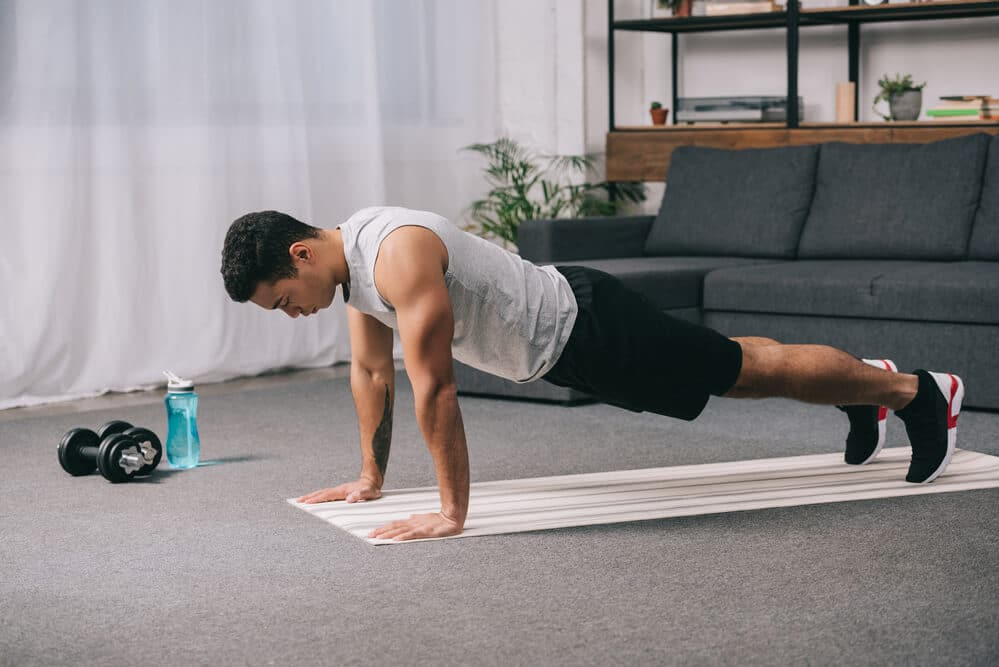 5 Great Benefits of  Home Workouts