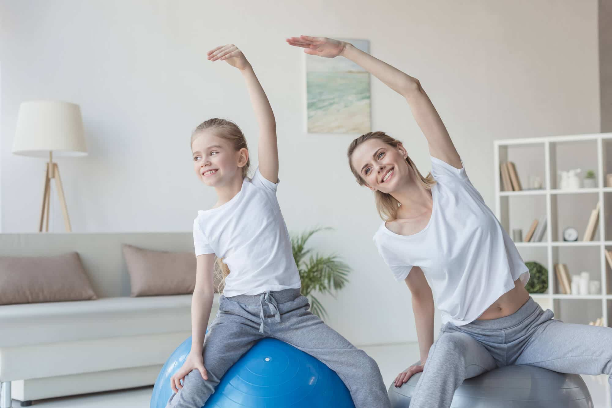 best workouts for moms