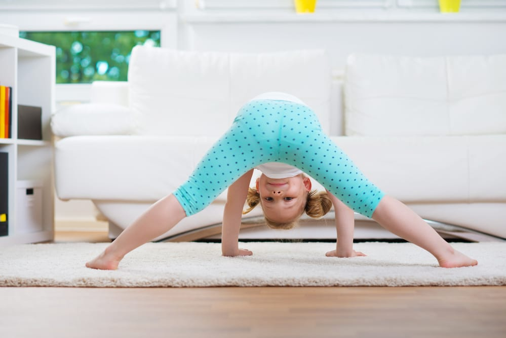 why is exercise important for kids