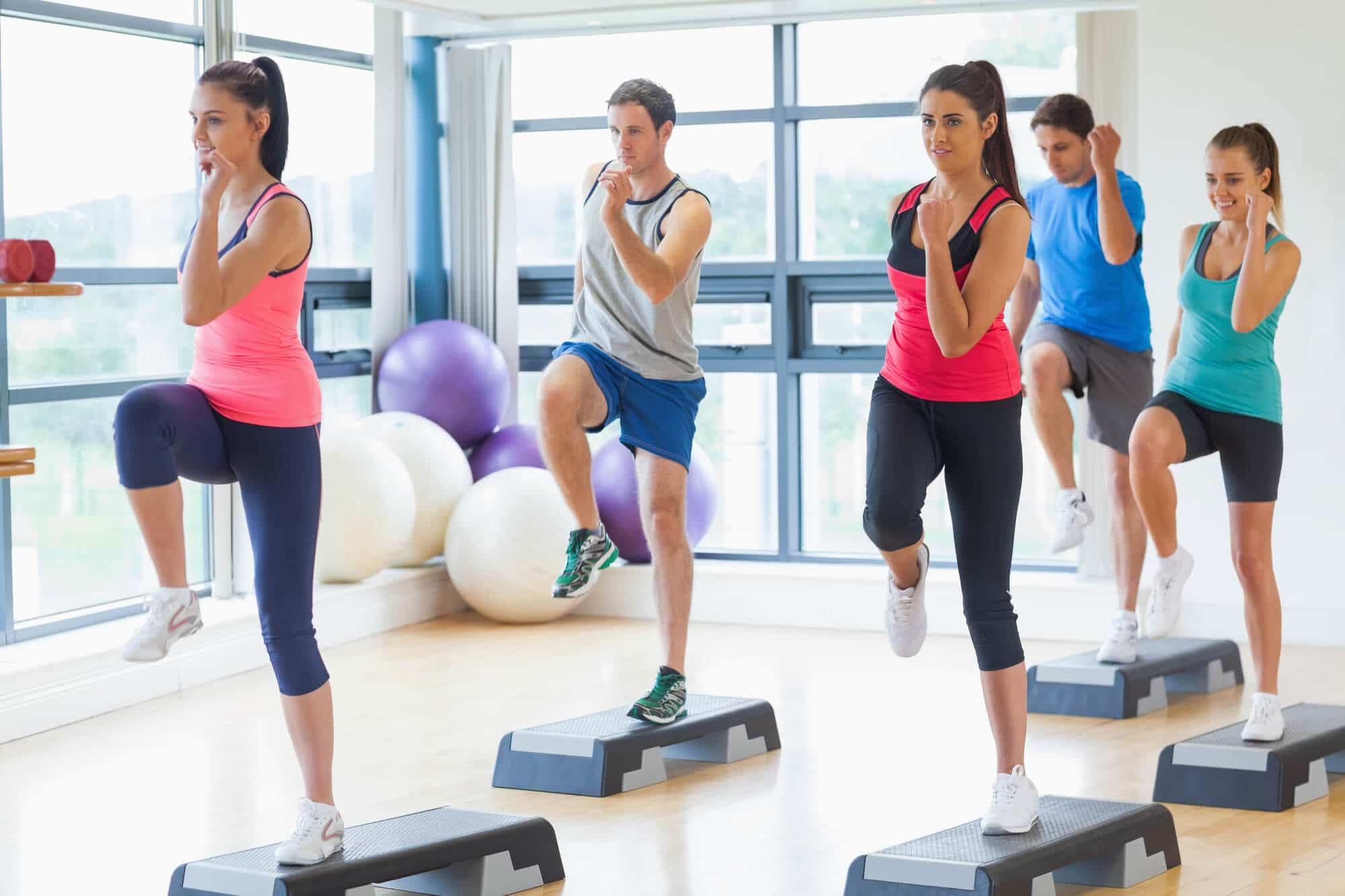 Cardio Exercise - Fitness Expo