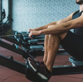 How to Increase Leg Power with a Rower