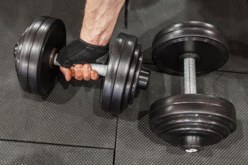 Can You Build Muscle With Just Free Weights?