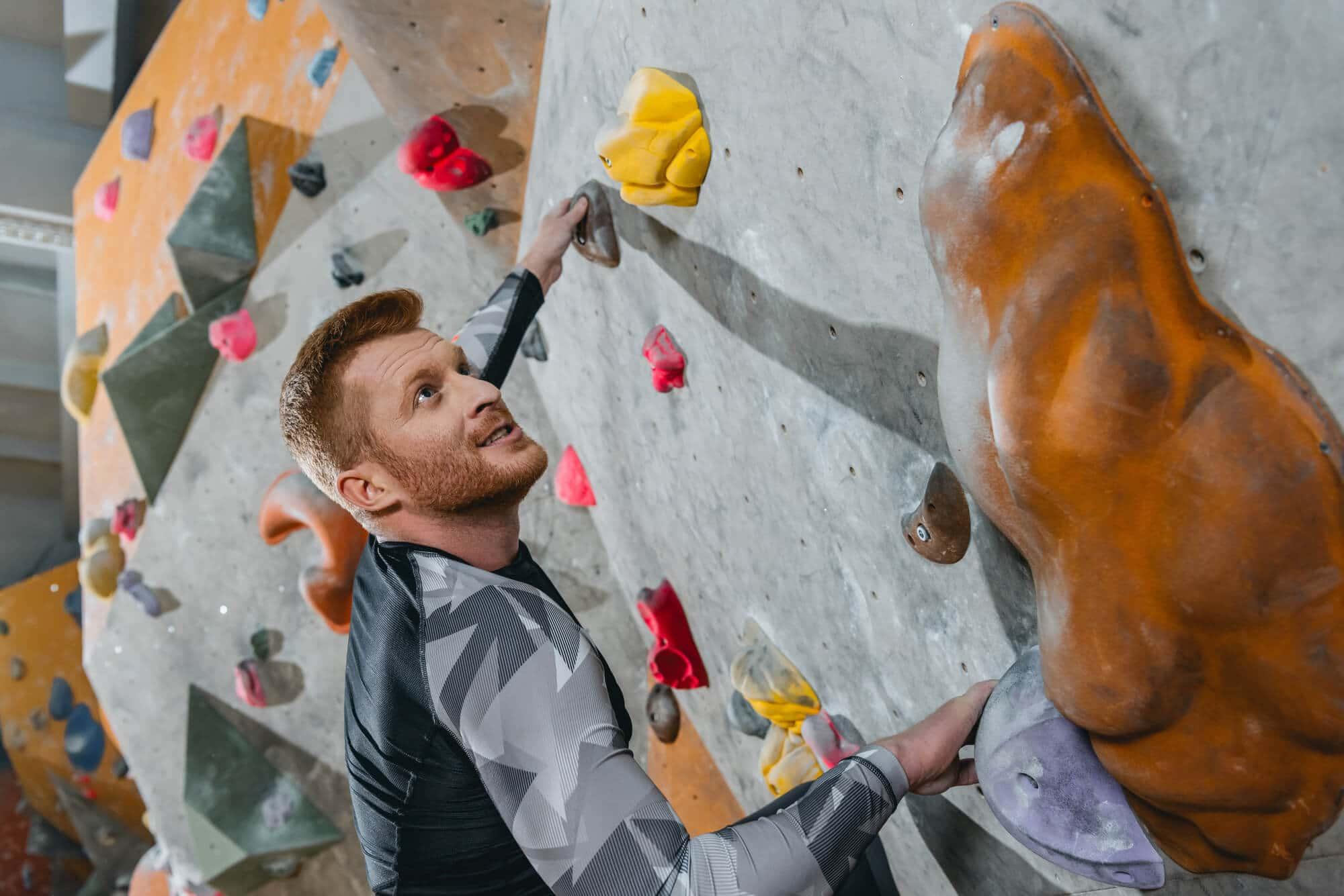 climbing grip strength - Fitness Expo