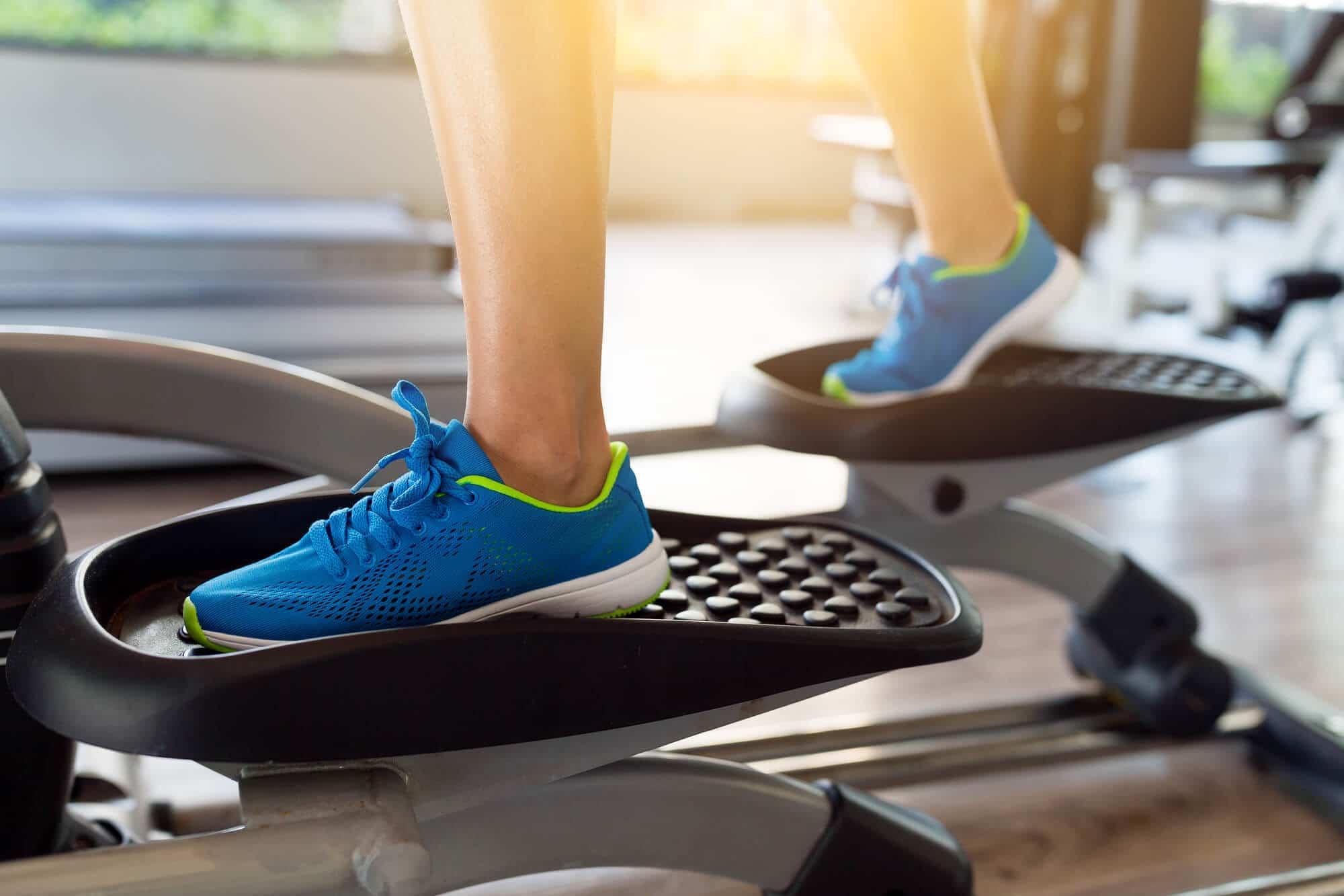 elliptical good for knees - Fitness Expo