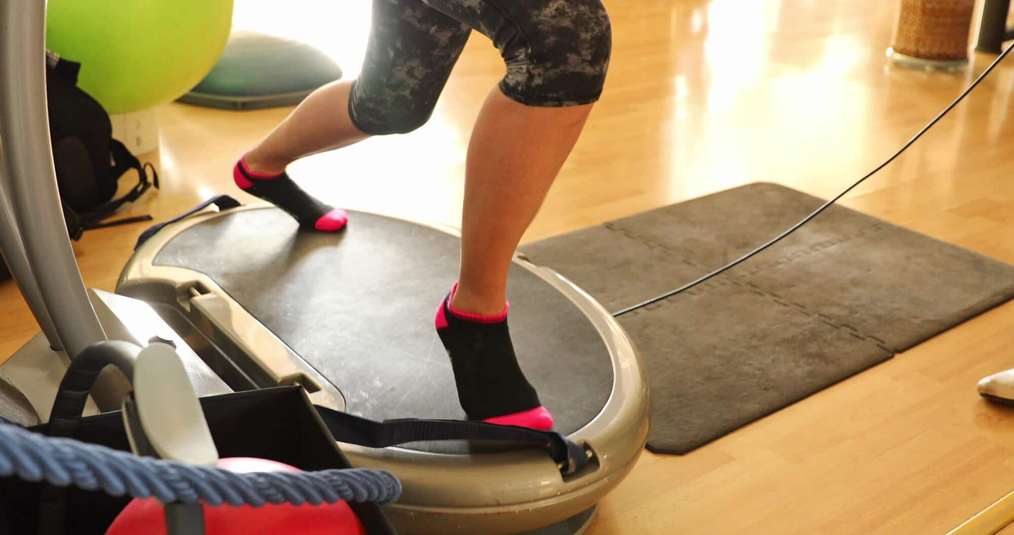 lose weight vibration machine - Fitness Expo