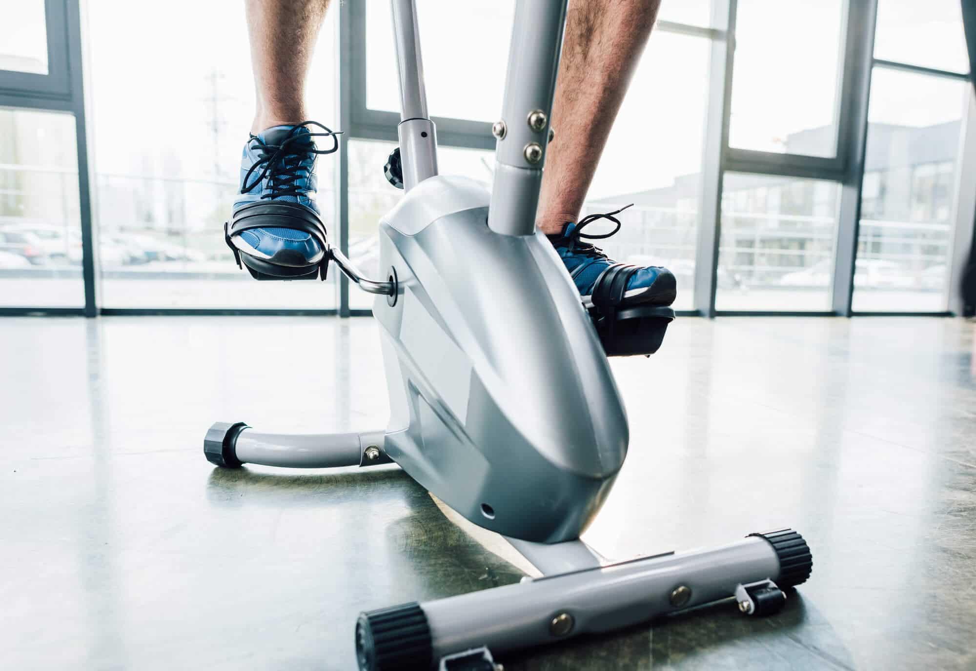 proper elliptical form - Fitness Expo