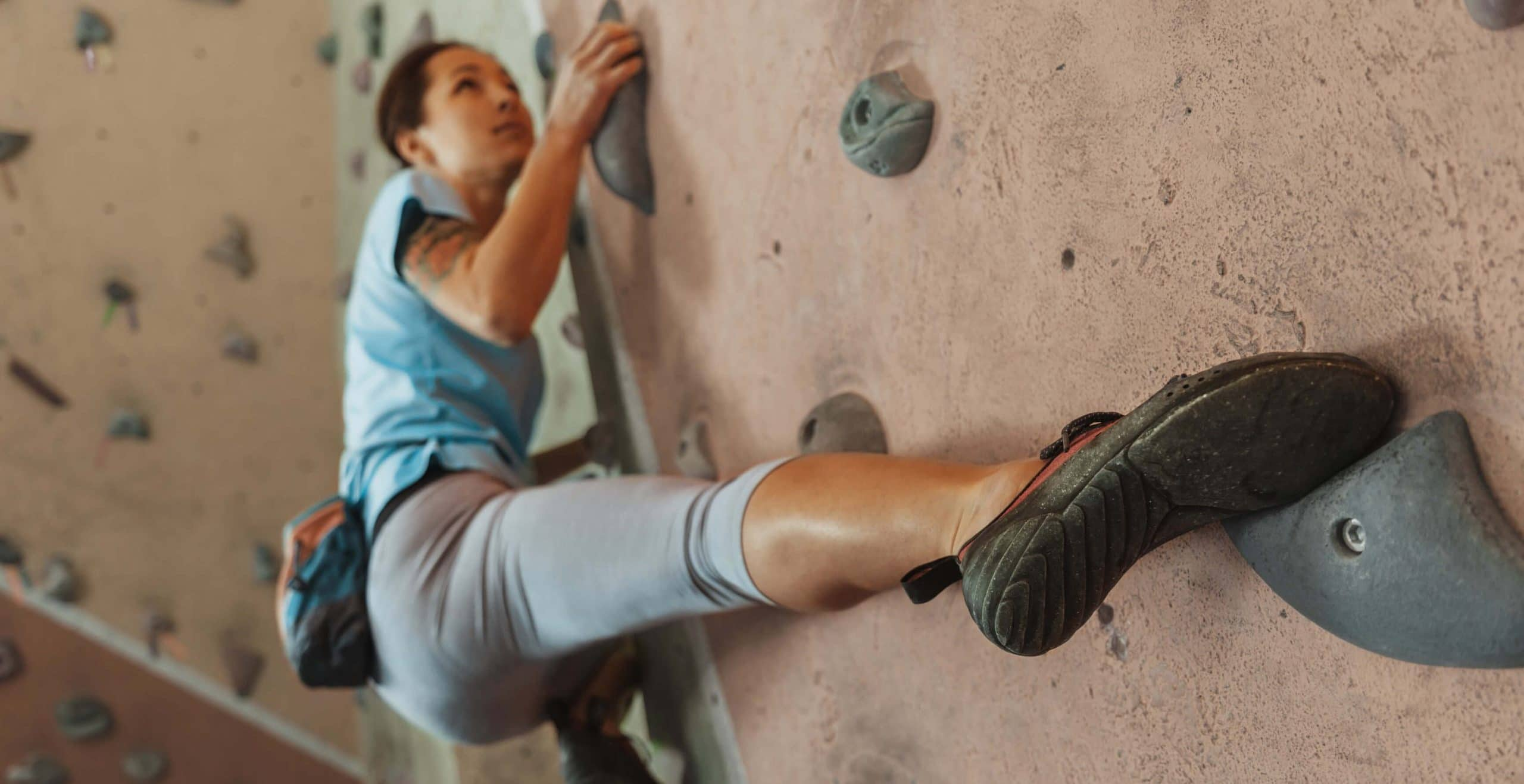 weight lifting for climbers - Fitness Expo