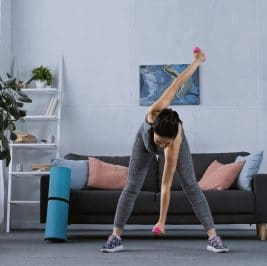 8 Save-Spacing Exercise Equipment