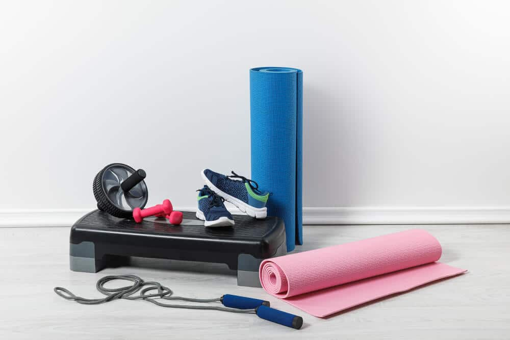 8 Best Home Exercise Equipment to Lose Weight