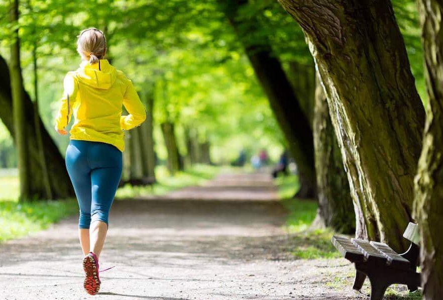 Jogging exercise-Fitnessexpostores.com