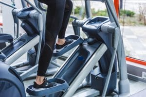 Elliptical machine exercise-Fitnessexpostores.com