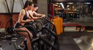 indoor fitness bike