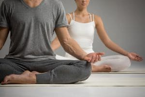 physical and mental exercise - yoga